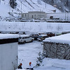 01 80 Partenkirchen Ski event parking hassle
