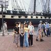 08/81 Baltimore Inner Harbor Midori and Mina Abe Jen and Deb