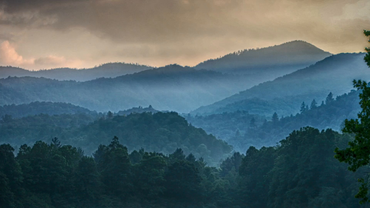 Tranquility of the Great Smoky Mountains