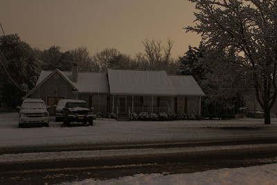 The Snow of 2014. ©2014 Lloyd R. Kenney III, All Rights Reserved  Contact Info: LloydKenneyiii@gmail.com