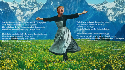 Tune- title theme, The Sound of Music