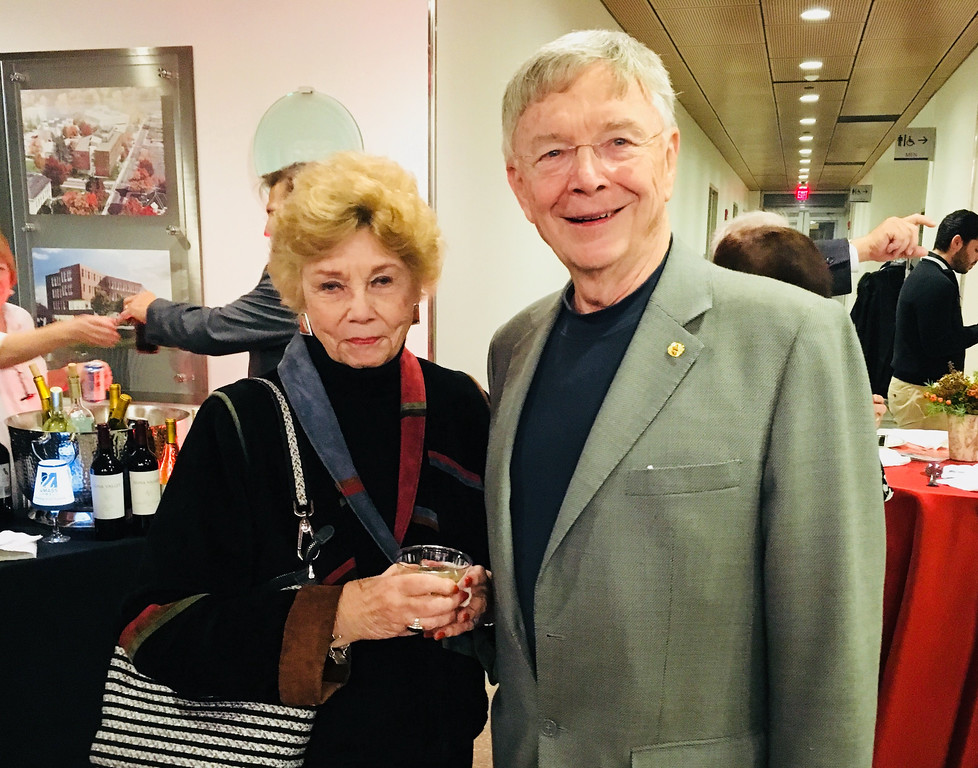 . Carol and George Duncan of Lowell
