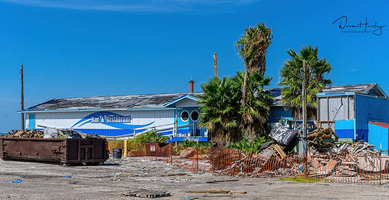 Bayside restaurant still rehabbing from Hurricane Harvey damage