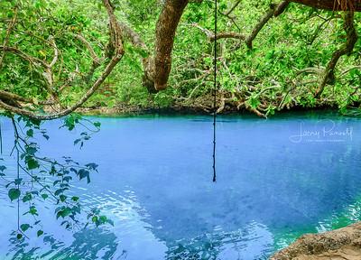 Blue Lagoon - Vanuatu