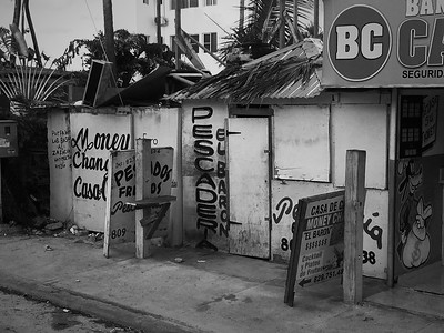 Cuba Streetscape, Veradero Cuba