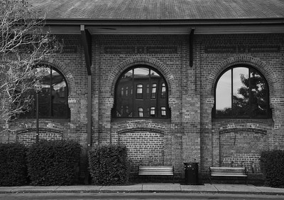 The Old Train Depot,  Savannah GA