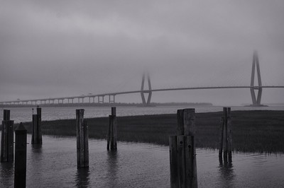 Charleston Harbour,  South Carolina USA