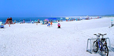 The Cape May Beach