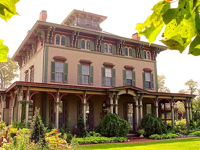 George Allen House in Cape May