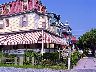 Beautiful Cape May Homes in Cape May New Jersey