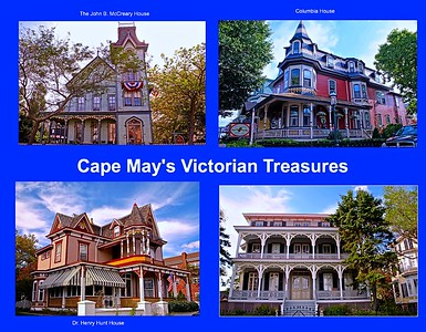 Victorian Treasures in Cape May, New Jersey