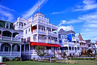 Cape May The Nation's Oldest Seashore Resort