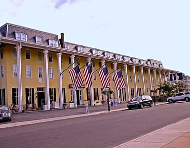 The Congress Inn in Cape May New Jersey