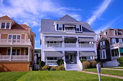 Homes in Cape May New Jersey