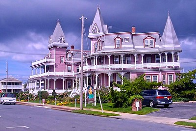 The Angel of the Sea Bed and Breakfast in Cape May