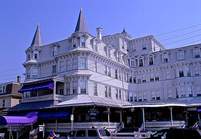 The Inn of Cape May (Colonial House)