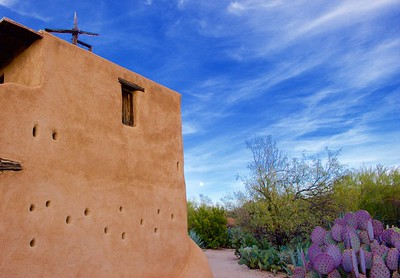 At DeGrazia Gallery in the Sun, Tucson
