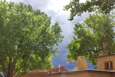 Ghost Ranch Storm