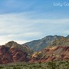 Red Rock Canyon, Las Vegas, Nevada. Photographs by Deborah Carney. Image #DSCN4343
