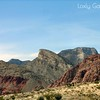 Red Rock Canyon, Las Vegas, Nevada. Photographs by Deborah Carney. Image #DSCN4371