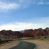 Red Rock Canyon, Las Vegas, Nevada. Photographs by Deborah Carney. Image #DSCN4351