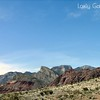 Red Rock Canyon, Las Vegas, Nevada. Photographs by Deborah Carney. Image #DSCN4370