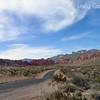 Red Rock Canyon, Las Vegas, Nevada. Photographs by Deborah Carney. Image #DSCN4310
