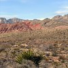 Red Rock Canyon, Las Vegas, Nevada. Photographs by Deborah Carney. Image #DSCN4321