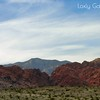 Red Rock Canyon, Las Vegas, Nevada. Photographs by Deborah Carney. Image #DSCN4327