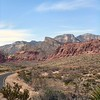 Red Rock Canyon, Las Vegas, Nevada. Photographs by Deborah Carney. Image #DSCN4323