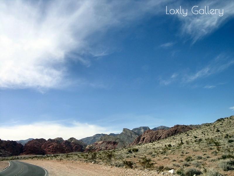Red Rock Canyon, Las Vegas, Nevada. Photographs by Deborah Carney. Image #DSCN4377