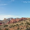 Red Rock Canyon, Las Vegas, Nevada. Photographs by Deborah Carney. Image #DSCN4353