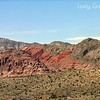 Red Rock Canyon, Las Vegas, Nevada. Photographs by Deborah Carney. Image #DSCN4342