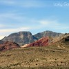 Red Rock Canyon, Las Vegas, Nevada. Photographs by Deborah Carney. Image #DSCN4299
