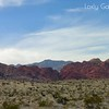 Red Rock Canyon, Las Vegas, Nevada. Photographs by Deborah Carney. Image #DSCN4338