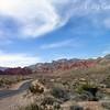 Red Rock Canyon, Las Vegas, Nevada. Photographs by Deborah Carney. Image #DSCN4309