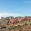 Red Rock Canyon, Las Vegas, Nevada. Photographs by Deborah Carney. Image #DSCN4348