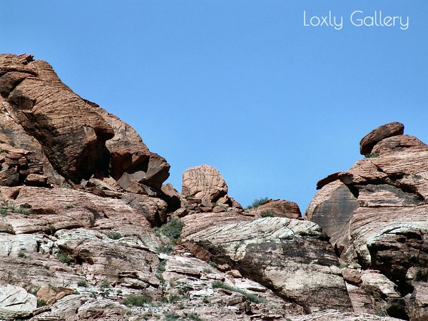Red Rock in May