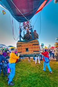 International Balloon Fiesta--Albuquerque, NM