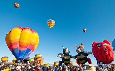 International Balloon Fiesta--Albuquerque, NM