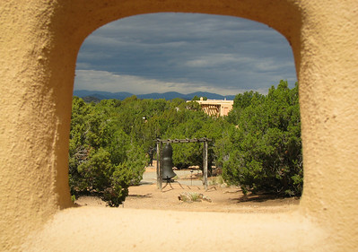 Allan Houser Sculpture Garden--Santa Fe, New Mexico
