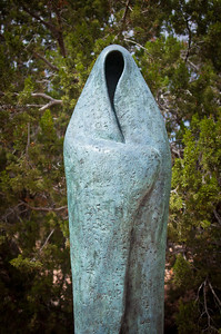Allan Houser Sculpture Garden--Santa Fe, New Mexico
