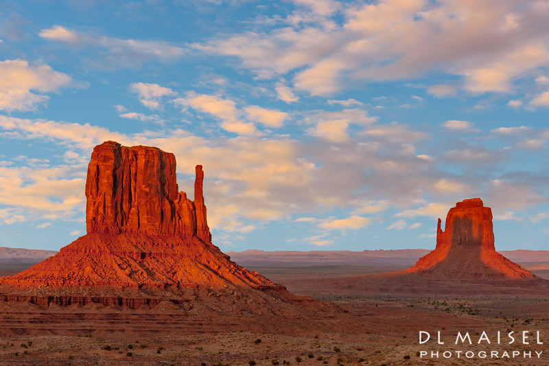 The Shadow - Monument Valley
