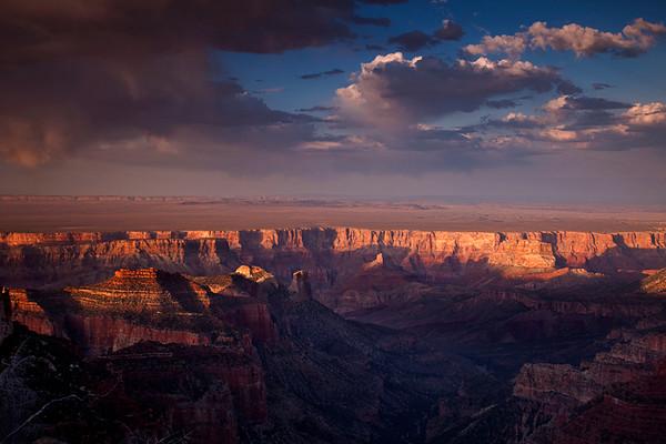 Grand Canyon, North Rim, Arizona.