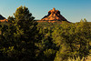 "Bell Rock, a supposed ""energy vortex"" sought out by New Age enthusiasts. Sedona, Arizona."