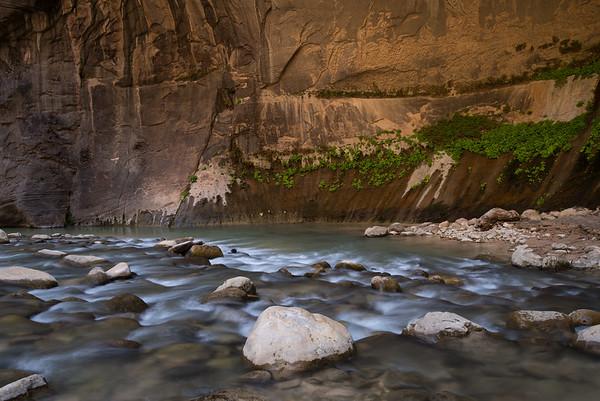 Virgin River Wall