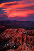 Lenticular Cloud, Sunset, Bryce Canyon National Park