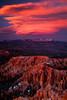 Lenticular Cloud, Sunset, Bryce Canyon National Park
