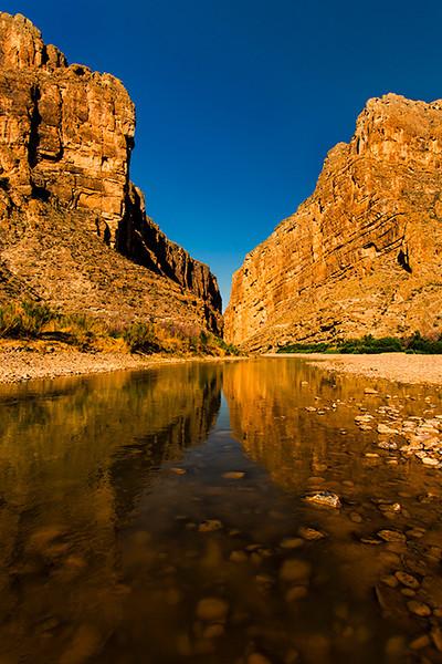 Santa Elena Canyon, Big Bend National Park, Texas