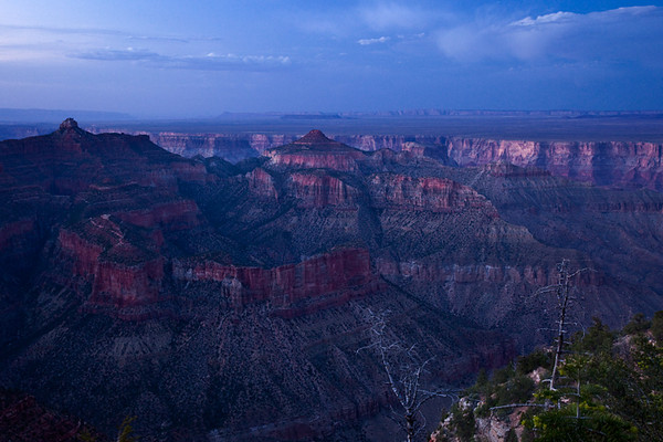 Grand Canyon, North Rim, Arizona.